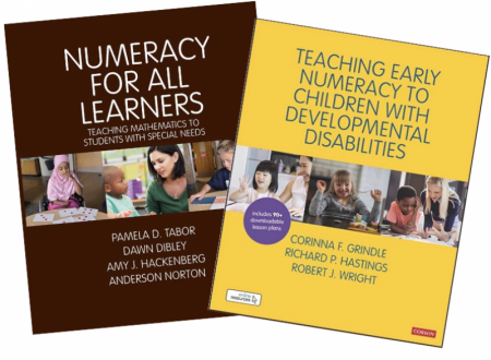 PRE-ORDER: Bundle - Special Education SAGE publications: Brown Book & Yellow Book