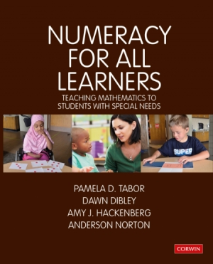PRE-ORDER: Numeracy for All Learners: Teaching Mathematics to Students with Special Needs; SAGE Publications (Brown)