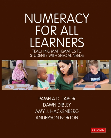 Numeracy for All Learners: Teaching Mathematics to Students with Special Needs; SAGE Publications (Brown)