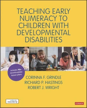 PRE-ORDER: Teaching Early Numeracy to Children with Developmental Disabilities; SAGE Publications (Yellow)