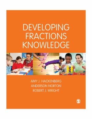 Developing Fractions Knowledge; SAGE Publications (Orange)