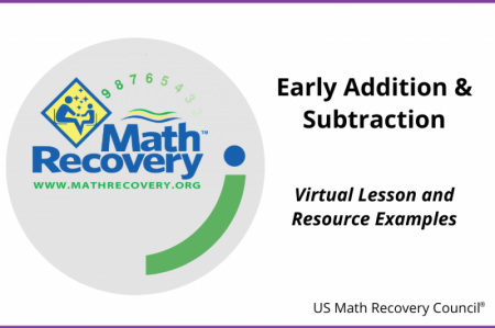 Early Counting with Addition and Subtraction Slide Deck (Order ONLY 1 download per email & order WITH THE ACCOUNT of the end user) - Click HERE for multiple order instructions
