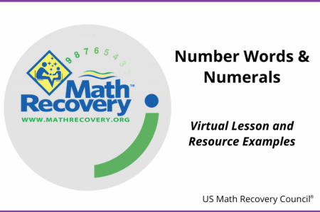 Number Words and Numerals Slide Deck (Order ONLY 1 per email/MR account - click HERE for multiple order instructions)