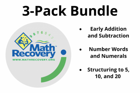 Early Number Bundle (Set of 3) - AVMR 1 (order only 1 per email/MR account - click for multiple order instructions)