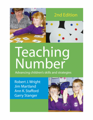 Teaching Number: Advancing Children's Skills and Strategies. Second Edition; SAGE Publications (Green)